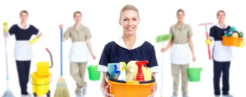 hire a cleaner